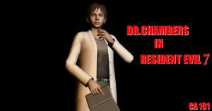 DR. REBECCA CHAMBERS IN Resident Evil 7: GENESIS by ChrisAstro101