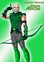 Constancio is new green arrow by alleckx
