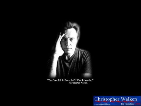 Walken approved this ad. by lovelorn