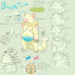 Babby Fat Species Ref by Kumotogi