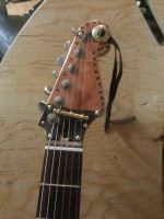 The Cowboy headstock by SirGunky