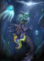 Miracle in the depths by ElMarten