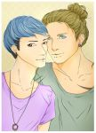 Collab: Lance and Evan by Decora-Chan