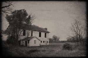 Abandoned Home by Nattyw
