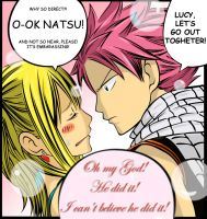 NaLu - OMG He did it by TonyCocchi