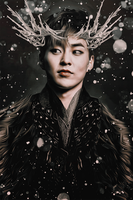 King Minseok from the Northern Kingdom by bubble-min