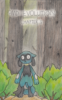PMD Evolution - Chapter 1 cover by Snapinator