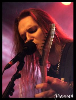 Children of Bodom, Alexi 71 by jhonnah