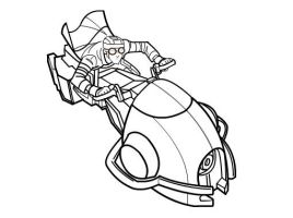 Generator Rex: Step by step drawing Part 2 by SketchHeroes