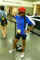 Otakon 2013 Cosplay - Five's Alive It's Number 5 by LordNobleheart