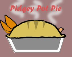 Pidgey Pot Pie by Ratha-Ninetales