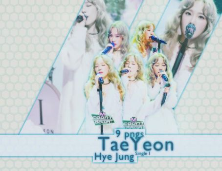 PACK RENDER #7 - TAEYEON SINGLE I [ FREE ] by Hye-Jung