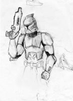 Half-way Done Clone In Honor Of May The Fourth by Kenichi-kurosaki15