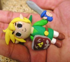 Tiny Link Legend of Zelda! by DanielMejia12