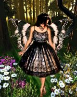 Woodland Dancer by PridesCrossing