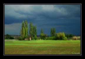 Stormy weather by Mr-Vicent