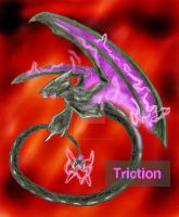 Altered Dimensions: Triction by Vagrant-Verse