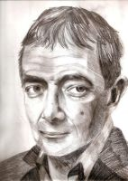 Mr.Bean by kazel-wind
