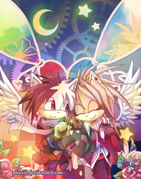 Love is Magic by PhuiJL