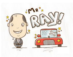 Mr Ray by SuperFex