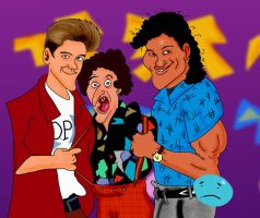 Shaved  by the Balls by Makinita