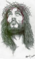 Jesus Christ-Blood of the Lamb by crossfreak