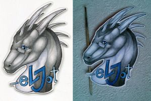 eLJot Badge by Natoli