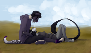 Don't fall asleep by gr-ay