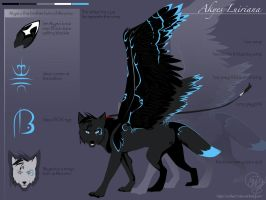 Character sheet Akyes by Seppyo