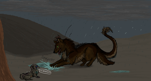 iScribble Collab #7 by Silvadruid