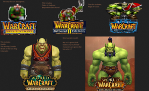 Over the Years Orcs by ValAndy7