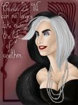 Cruella DeVil (Once Upon A Time) by AnnettaSassi