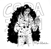AWESOME CHARACTERS - CORAZON by Ryan5Gediche
