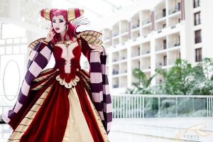 KatsuCon 2012 - Carmilla | Vampire Hunter D by elysiagriffin