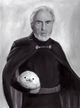 Count Dooku with Friend by darcival
