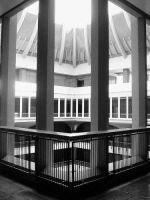 Inside Hawaii Capitol by DodO4