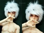 BJD Kakashi: Day Off by Ramzaa
