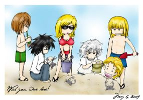 Death Note Summer 2 by generaltifa
