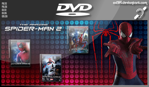 DVD - 2014 - The Amazing Spider-Man 2 by od3f1