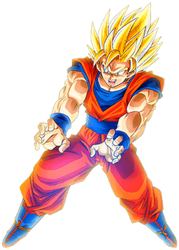 Goku SS2 3 by alexiscabo1
