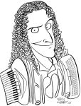 Yankovic by Zorgia