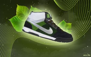 Eco Life Nike Air by d20s