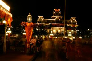 Magic Kingdom Halloween 40 by AreteStock