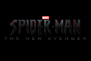 Marvel's SPIDER-MAN: THE NEW AVENGER - LOGO by MrSteiners