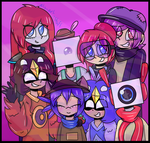 Group Photo by alicupcake12356