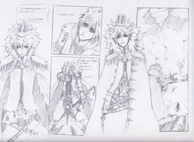 KH - The King's Duty by Rousteinire