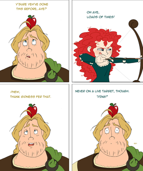 Archery by Weasley-Detectives