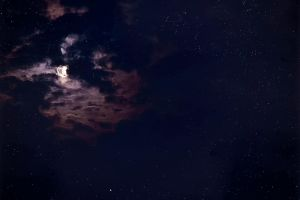Beautiful Night Sky by triple7photography
