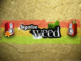 Legalize Weed v.1 by prdx-design