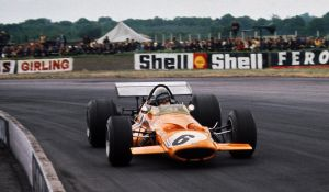 Bruce McLaren (Great Britain 1969) by F1-history
